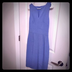 Banana Republic XS Blue Dress (New W/ Tags)